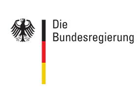 Logo Die Bundesregierung