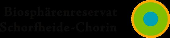 Logo Biosphärenreservat Schorfheide-Chorin