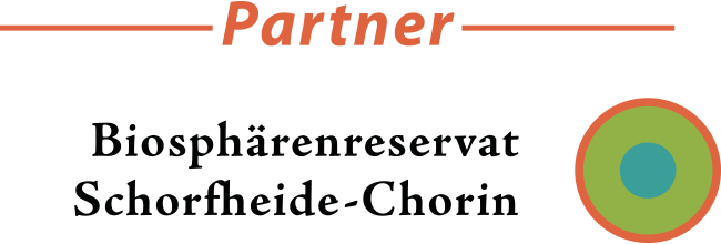 Logo Partner Biosphärenreservat Schorfheide-Chorin
