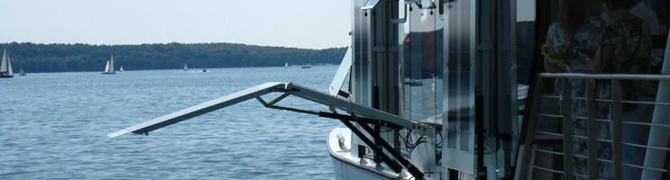 Foto: Solarflügel der Solar Explorer